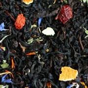Черный ароматизированный чай - продажа оптом в Украине