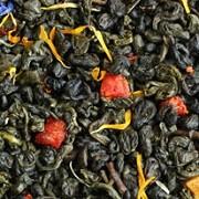 Зеленый ароматизированный чай- продажа оптом в Украине