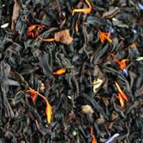 Черный ароматизированный чай