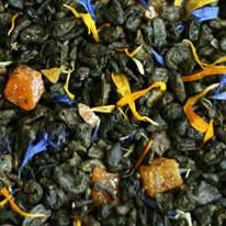 Зеленый ароматизированный чай