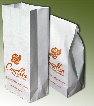 Пакеты бумажные для весового чая