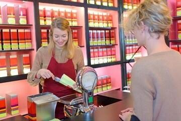 Весовой чай для чайных магазинов оптом в Украине