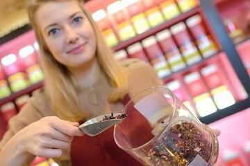 Как и сколько можно заработать на продаже чая