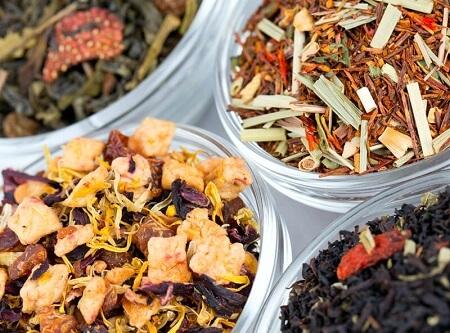 Оптовая продажа чая от производителя в Украине